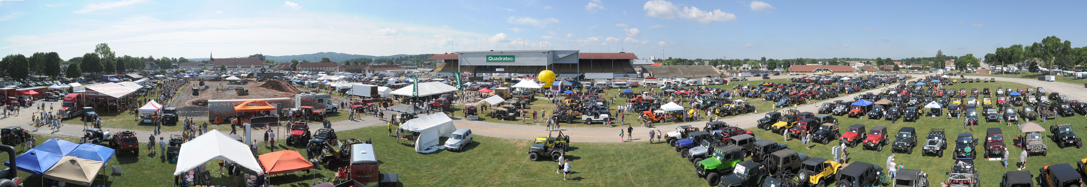 17th Annual All Breeds Jeep Show – ExtremeTerrain.com Blog